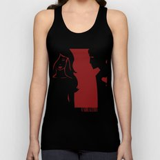 Unhealthy Unisex Tank Top