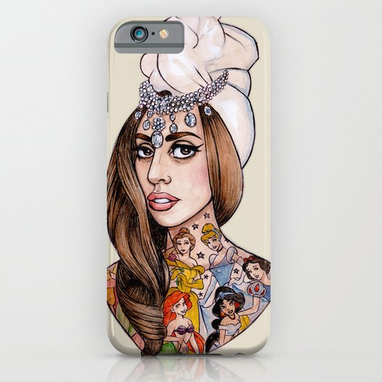 Princess High iPhone & iPod Case
