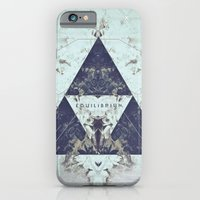 iPhone & iPod Case featuring Equilibrium by Jesse Rather