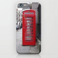 London Phone Booth iPhone 6s Slim Case