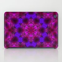 Abstract X Two iPad Case