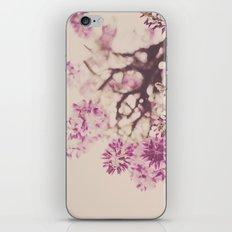 Purple Dreams iPhone & iPod Skin