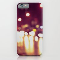 iPhone & iPod Case featuring Traffic Jam by monography