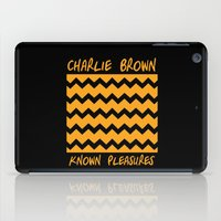Known Pleasures iPad Case