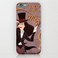Zatanna! Mistress Of Mag… iPhone 6 Slim Case