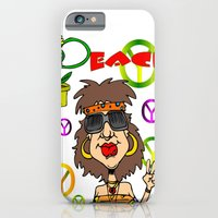 iPhone & iPod Case featuring PEACE by Silentwolf