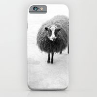 iPhone & iPod Case featuring cute sheep by Marianna Tankelevich