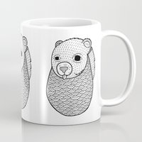 Mr. Rupel's Most Ingenuous Beard for Bears  Mug