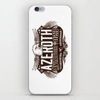 Azerothian Aviators iPhone & iPod Skin