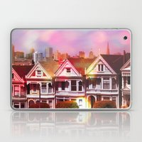 Painted Ladies - remix Laptop & iPad Skin