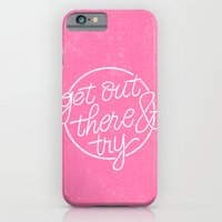 GET OUT THERE & TRY iPhone 6 Slim Case