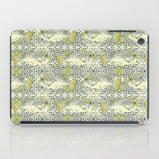 dotted fish iPad Case