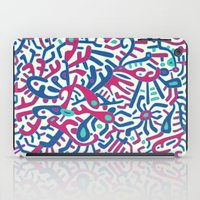 - summer sea jungle - iPad Case