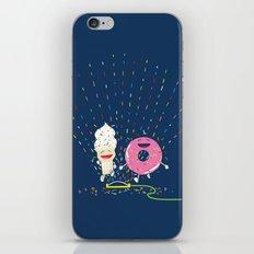 Playin' in the Sprinkler iPhone & iPod Skin