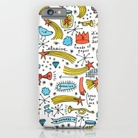 chasing stars and putting them in jars iPhone 6 Slim Case