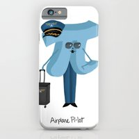Airplane Pi-lot iPhone 6 Slim Case