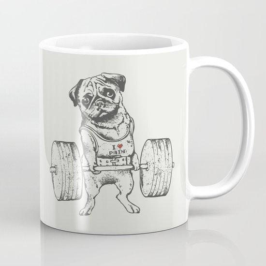Pug Lift Mug