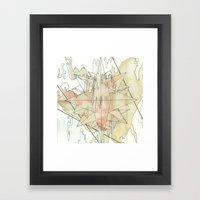 C.O.M.P.A.S.S. No. 8 Framed Art Print