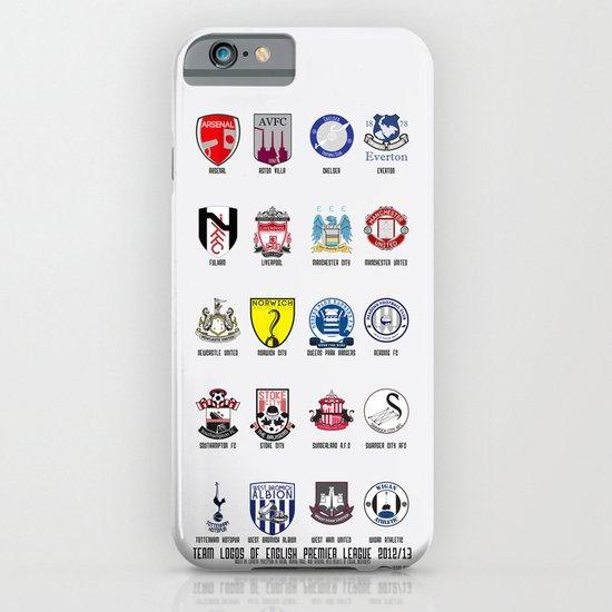 Alternate Football Teams iPhone & iPod Case
