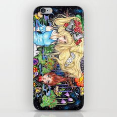 Off With Her Head iPhone & iPod Skin