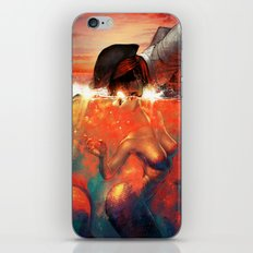 The Nereid iPhone & iPod Skin