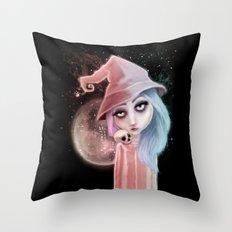 Astro Charmer Throw Pillow