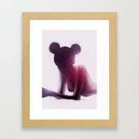 randomrandomrandom Framed Art Print