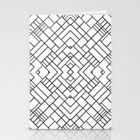 PS Grid 45 Stationery Cards