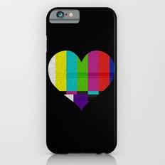 Heart TV iPhone 6s Slim Case