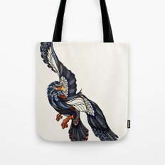 Eagle // Animal Poker Tote Bag
