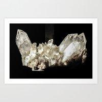 Crystal | Fig. 01 Art Print