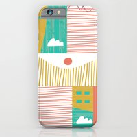iPhone & iPod Case featuring Eye On The City by Josh Franke