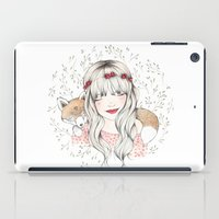 Fox Dreams iPad Case