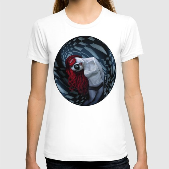 the dark side of my mind hurts T-shirt