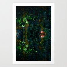 Xavier Art Print