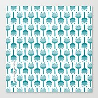 PATTERN 7 Canvas Print