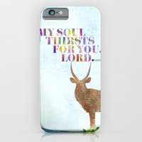 My Soul Thirsts iPhone 6 Slim Case