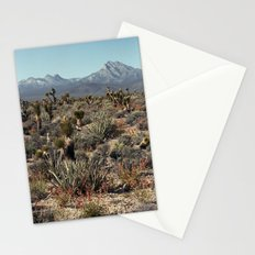 Cold Creek, Nevada Stationery Cards
