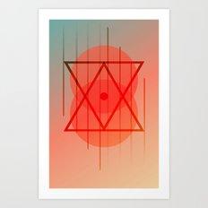 Zelous Art Print
