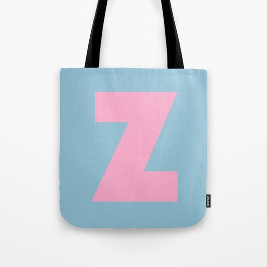 Z is for... Tote Bag