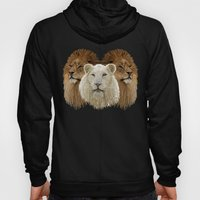Lions Led By A Lamb Hoody