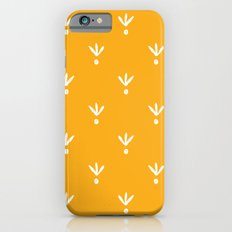 Doodle Leaves Slim Case iPhone 6s