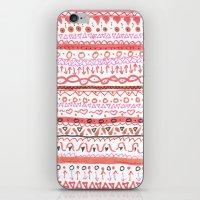 Red Design iPhone & iPod Skin