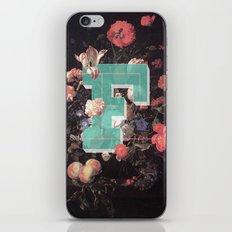 Letter F iPhone & iPod Skin
