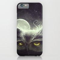 Owl & The Moon iPhone 6 Slim Case