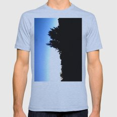 Chilly Morning Mens Fitted Tee Athletic Blue SMALL
