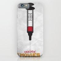 Addicted: Movies iPhone 6 Slim Case