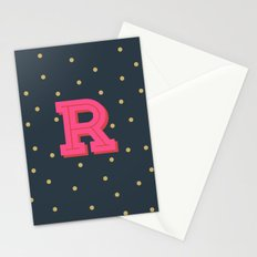 R is for Rad Stationery Cards