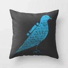 The Original Tweet No.3 Throw Pillow