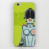 Ladytron iPhone & iPod Skin